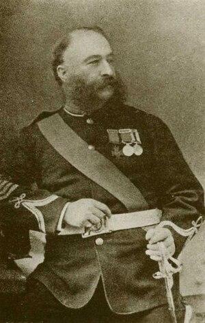 John Lucas (VC) - Image: John Lucas VC