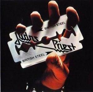 British Steel (album) - Image: Judas Priest British Steel