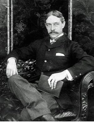 Julian Sturgis - Sturgis circa 1890