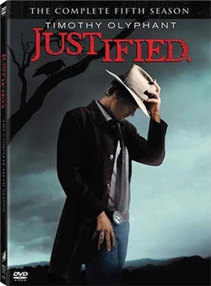 Justified (season 5) - Image: Justified Ssn 5