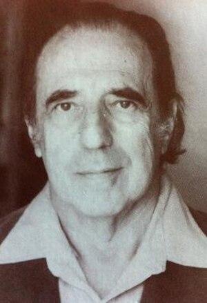 Justus Buchler - Buchler in 1979