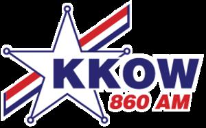 KKOW (AM) - Image: KKOW 860AM logo
