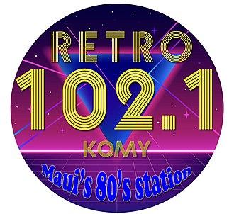 KQMY (FM) - Image: KQMY