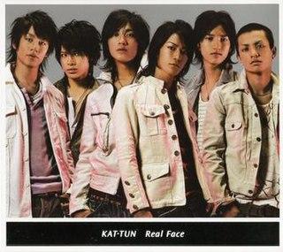 Real Face 2006 single by KAT-TUN