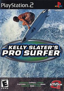<i>Kelly Slaters Pro Surfer</i> 2002 video game