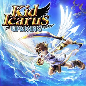 Kid Icarus: Uprising - Packaging artwork released for all territories
