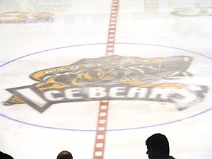 Knoxville Ice Bears - Center Ice