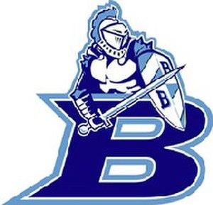 L. D. Bell High School - Image: LD Bell HS Logo
