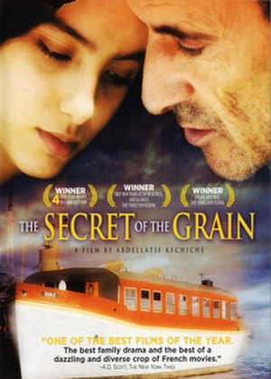 The Secret of the Grain - Theatrical release poster
