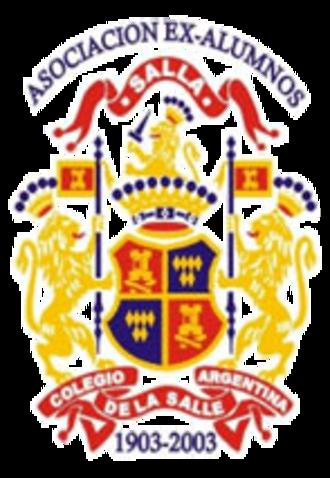 Asociación de Ex-Alumnos del Colegio de La Salle - Image: Lasalle crest