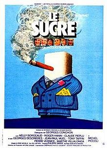 Philippe Sarde Le Sucre Bande Sonore Originale Du Film De Jacques Rouffio