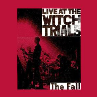 Live at the Witch Trials - Image: Live at the Witch Trials U.S