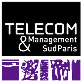 Telecom & Management SudParis - Image: Logo Institut Telecom Sud Paris