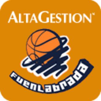 Baloncesto Fuenlabrada - Image: Logo fuenla
