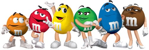 Image result for will vinton M&Ms