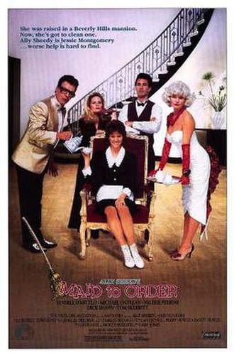 Maid to Order - Theatrical release poster
