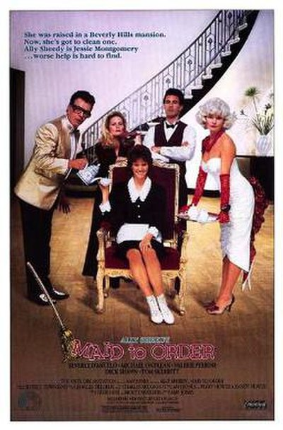Picture of a movie: Maid To Order