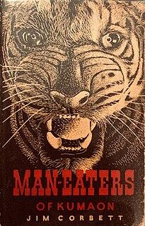 <i>Man-Eaters of Kumaon</i> 1944 book by Jim Corbett