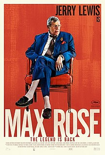 <i>Max Rose</i> (film) 2013 film by Daniel Noah