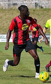 Michael Onovwigun English footballer