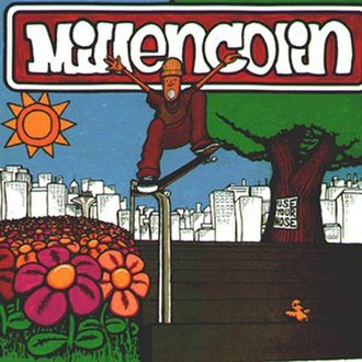 Use Your Nose - Image: Millencolin Use Your Nose cover