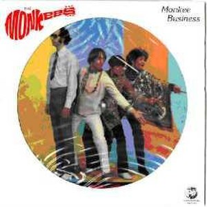 Monkee Business (album) - Image: Monkee Business