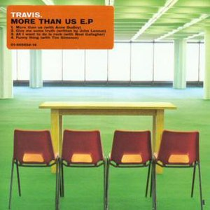 More Than Us - Image: More Than Us EP