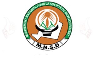 National Movement for the Development of Society - Image: Mouvement National de la Société de Développement Nassara (logo)