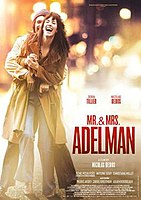 Picture of a movie: Mr & Mrs Adelman