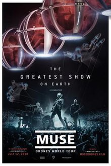 Muse Drones Tour