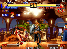 The King Of Fighters 96 Wikipedia