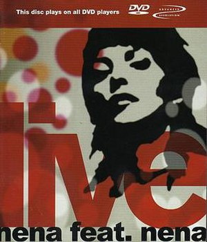 Nena feat. Nena - Image: NFN DVD front