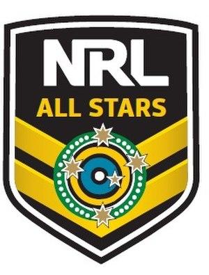 All Stars match - Image: NRL All Stars logo