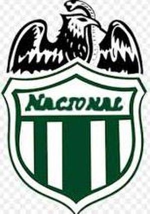 Club Deportivo Nacional - Image: Nacionalguadalajara