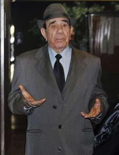 Nicolo Rizzuto Canadian mobster