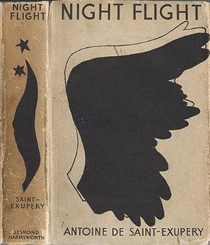 Night Flight (novel) - First UK edition