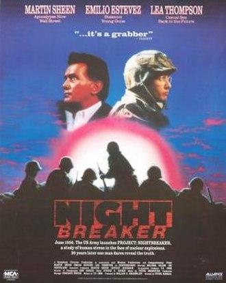 Nightbreaker (film) - Image: Nightbreaker Film Poster