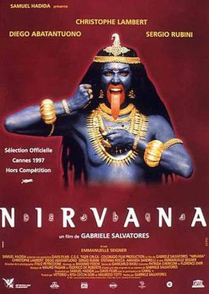 Nirvana (film) - Film poster