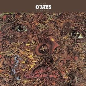 Survival (The O'Jays album) - Image: Ojayssurvival