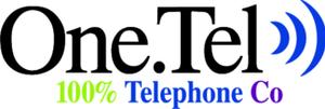 One.Tel - Image: One.Tel Logo Cropped
