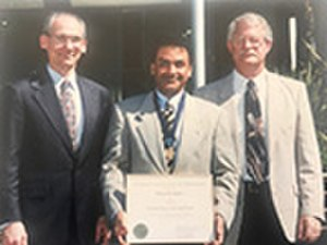 Firouz Naderi - NASA Outstanding Leadership Medal