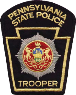 Pennsylvania State Police Law Enforcement Agency in the Commonwealth of Pennsylvania