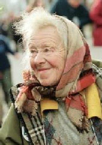 Hope Bourne - Image: Photo of Hope Bourne