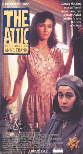 The Attic: The Hiding of Anne Frank - Image: Poster of the movie The Attic The Hiding of Anne Frank