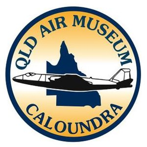 Queensland Air Museum - Image: Queensland air museum logo
