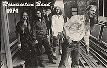 Resurrection Band - Music To Raise The Dead 1974