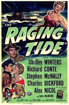 The Raging Tide movie