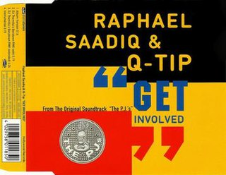 Get Involved (Raphael Saadiq and Q-Tip song) 1999 single by Raphael Saadiq