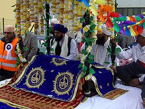 Ravidassia religion - Festival of Shri Guru Ravidass at Arzignano, Italy