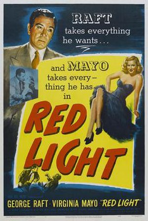 Red Light (film) - Theatrical release poster